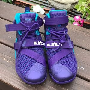 Nike Shoes - Nike Zoom Lebron Sneakers